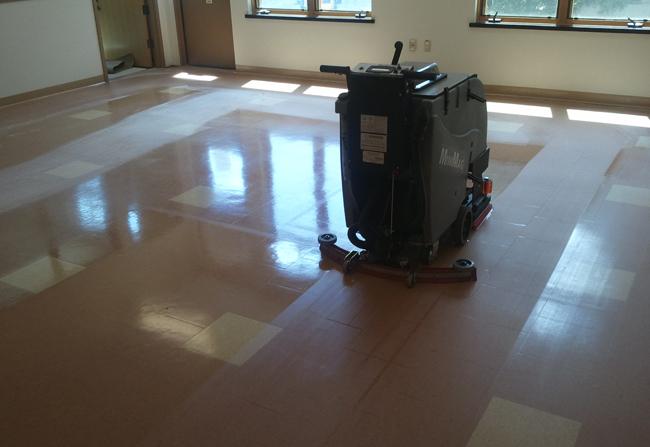 Orbital Floor Scrubber And Surface Preparation Tomcat