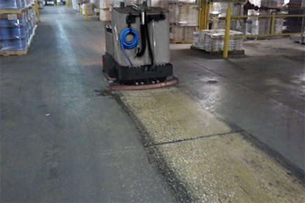 Xr Floor Scrubber Dryer Cleaning Commercial Warehouse Concrete